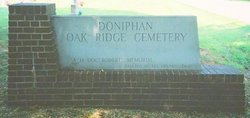 Doniphan Oak Ridge Cemetery