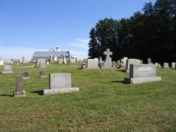 White Plains Baptist Church Cemetery