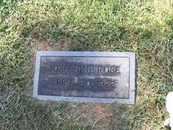 Josephine Rose