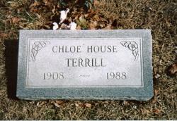 Chloe Lois <i>House</i> Terrill
