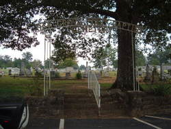 Oak Grove First Baptist Cemetery