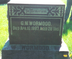 George Nelson Wormood