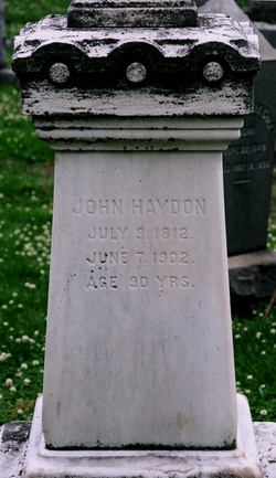 Pvt John Uncle Jack Haydon