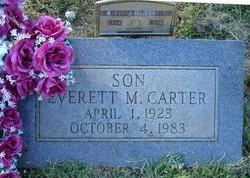 Everett M. Carter