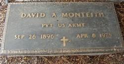David Allen Monteith