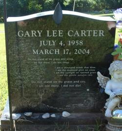 Gary Lee Carter