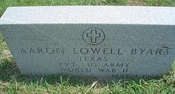 Aaron Lowell Byars