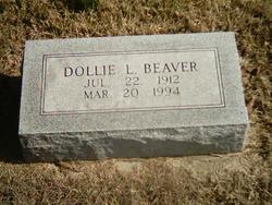 Dollie Leona <i>Jossaline</i> Beaver