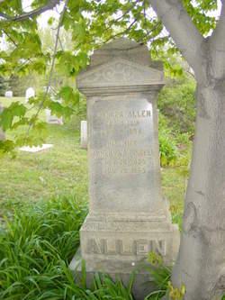 Minerva G. <i>Bissell</i> Allen
