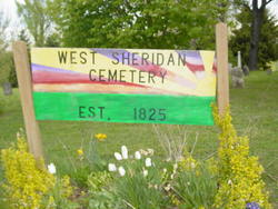 West Sheridan Cemetery