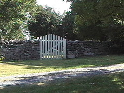 Hopewell Friends Burial Ground