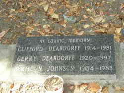 Gerry Deardorff