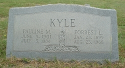 Pauline L. <i>Mitchell</i> Kyle