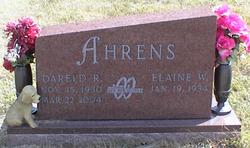 Dareld R. Ahrens