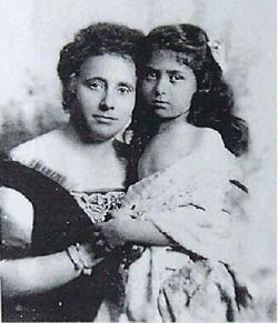 Margherita <i>Grassini</i> Sarfatti