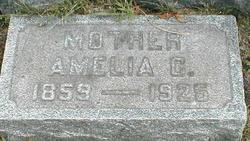 Amelia Christiana <i>Seidel</i> Green