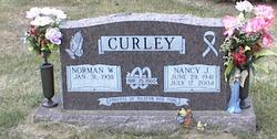 Nancy J <i>Jensen</i> Curley