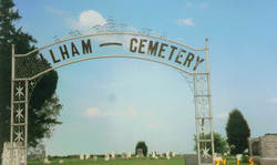 Gillham Cemetery