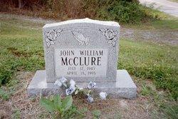 John William McClure