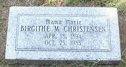 Birgithe Marie Christensen