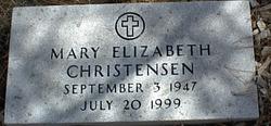 Mary Elizabeth Christensen