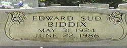 Edward Sud Biddix