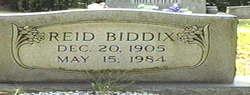 Reid Biddix