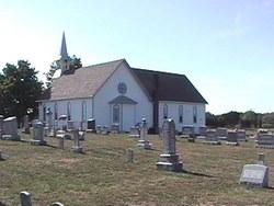 Ridings Chapel United Methodist Church Cemetery
