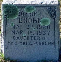 Bobbie Lorene Brown