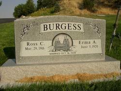 Ross Clark Burgess