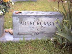 Susie Abercrombie