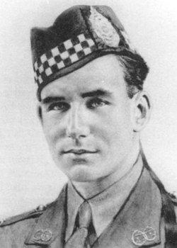 Maj John Thompson McKellar Anderson