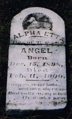 Alpha Etta Angel