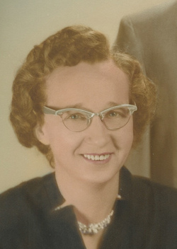 Alice Elizabeth <i>Shatzer</i> McClure
