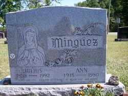 Anna <i>Chestnut</i> Minguez