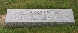 Margaret Caroline <i>Greer</i> Askren