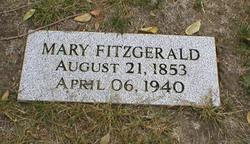 Mary <i>Kelly</i> Fitzgerald