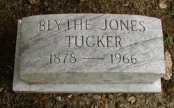 Blythe <i>Jones</i> Tucker