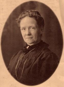 Annie A. <i>Stocks</i> Hall