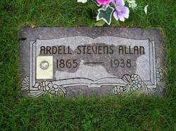 Ardell Holman <i>Stevens</i> Allan