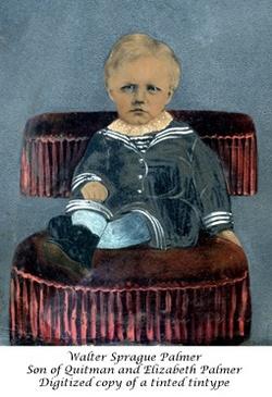 Walter Sprague Palmer