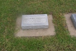 Cleo Mabel Carnahan