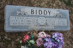 Cecil C Biddy