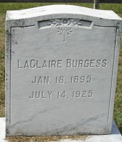 LaClaire Burgess