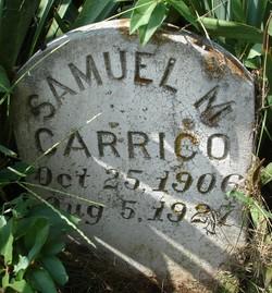Samuel M. Carrico