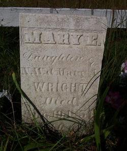 Mary E. Wright