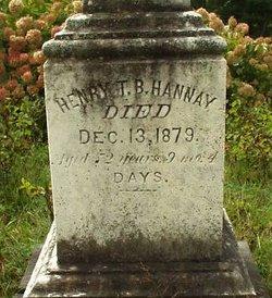 Henry T. Hannay