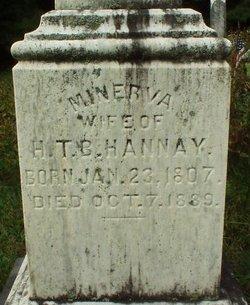 Minerva Hannay