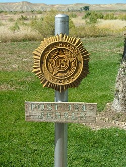 Jensen Cemetery