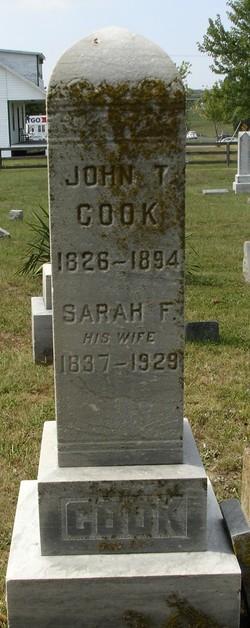 Sarah F. Cook